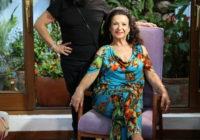 Rafatal con la bailaora y cantante Manuela Cano en La Tirana Marbella