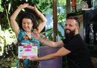 Rafatal hace una claqueta a Manuela Cano en La Tirana Marbella
